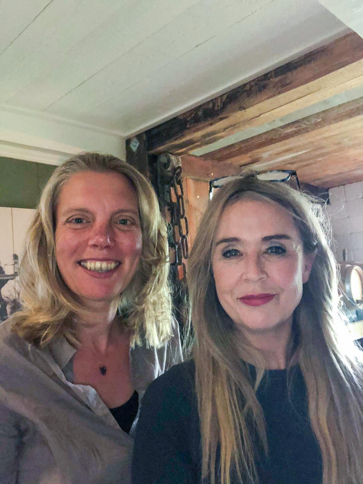 Marjolein Wildwater & Annette Mak