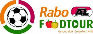 Rabo AZ Foodtour logo RAFT